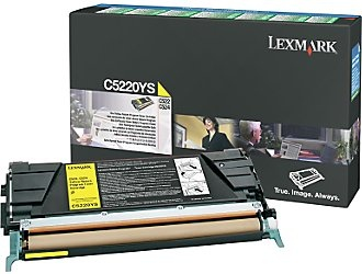 Lexmark Cartridge Yellow (C5220YS) Return