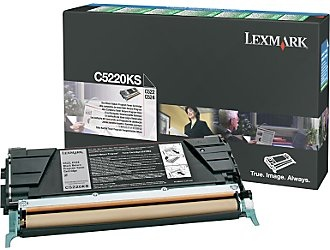 Lexmark Cartridge Black (C5220KS) Return