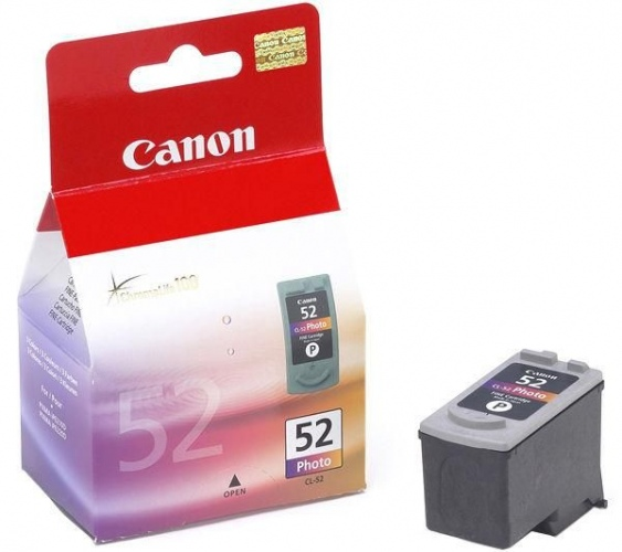 Canon Ink CL-52 Color HC (0619B001)