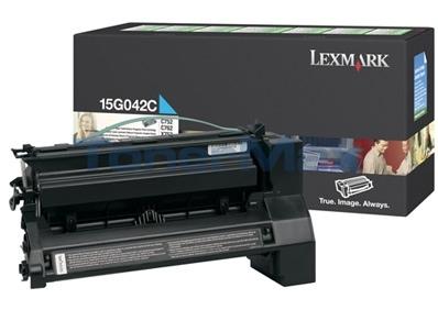 Lexmark C752 Cyan