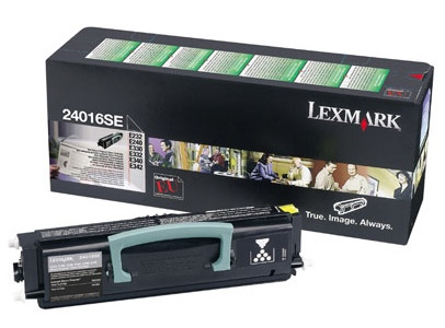 Lexmark Cartridge Black (24016SE) Return