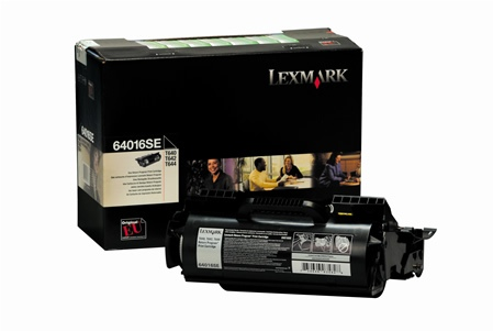 Lexmark Cartridge Black (64016SE) Return