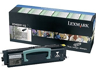 Lexmark Cartridge Black (X340H11G) Return