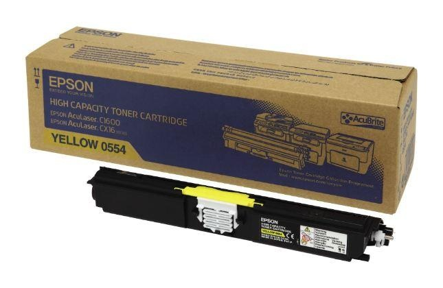 Epson C1600 Yellow cartridge
