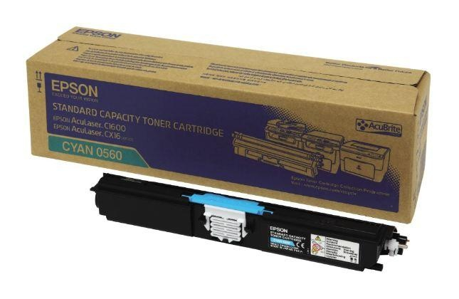 Epson C1600 Cyan cartridge