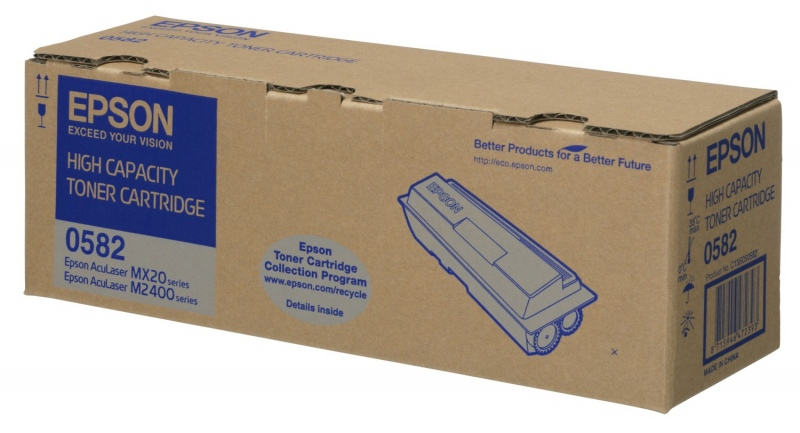 Epson Cartridge Black HC (C13S050584)