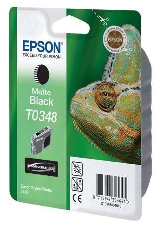 Epson T0348 Mate Black