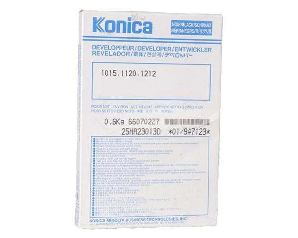 Developer Konica 1212
