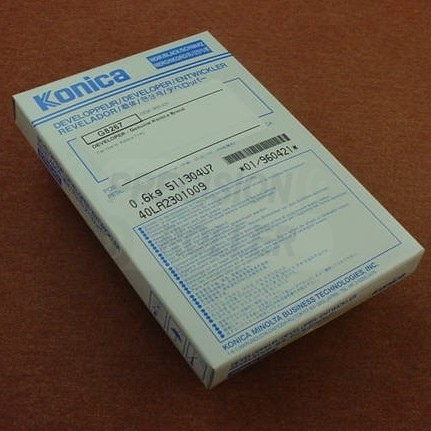 Developer Konica 1216
