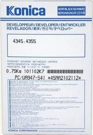 Developer Konica 4345
