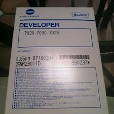 Developer Konica 7020