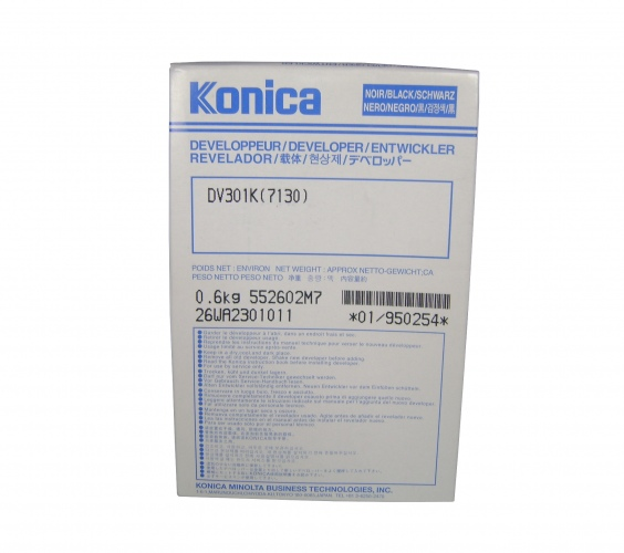 Developer Konica 7022