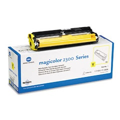 Konica-Minolta Cartridge MC2300 Yellow 4,5k 4576311(Alt:1710517006)