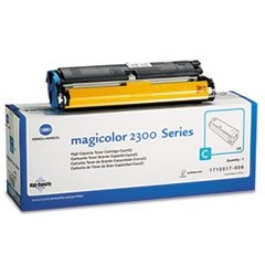 Konica-Minolta Cartridge MC2300 Cyan 4,5k (Alt:1710517008) (4576511)
