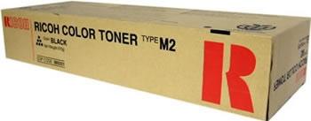Ricoh Toner Type M2 Black (885321)