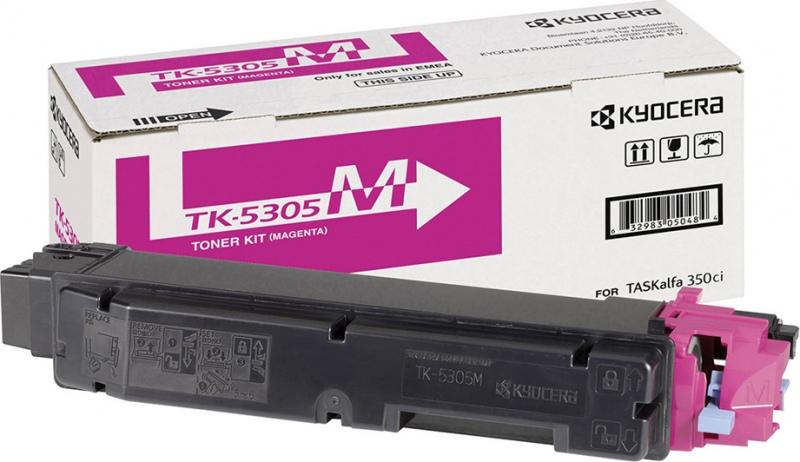 Kyocera toner cartridge magenta (1T02VMBNL0, TK5305M) 6K
