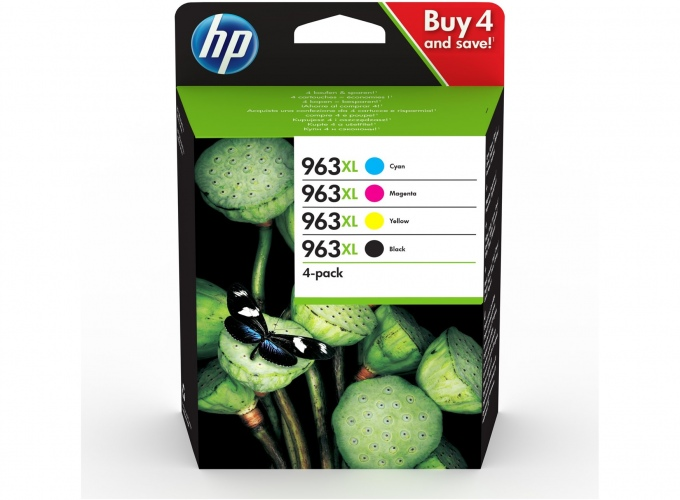 HP printcartridge multipack (3YP35AE, 963XL)