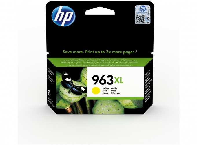HP printcartridge yellow (3JA29AE, 963XL)