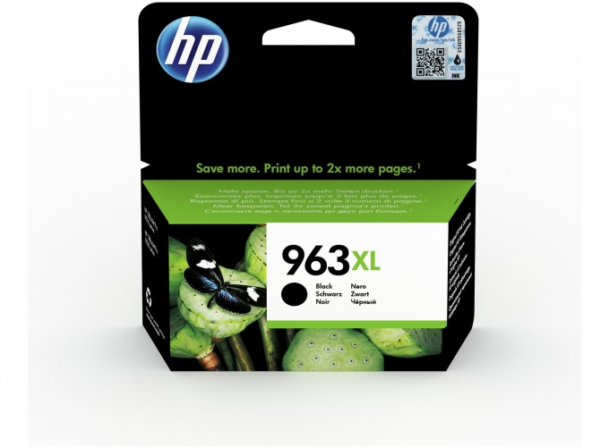 HP printcartridge black (3JA30AE, 963XL)
