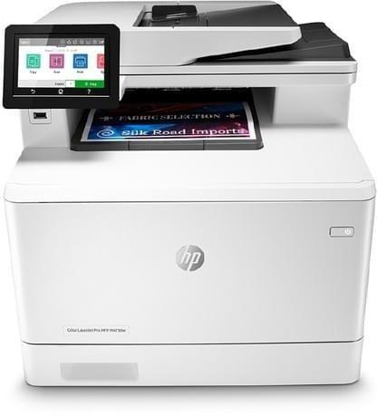 Printer Hewlett-Packard LaserJet Pro M479fnw