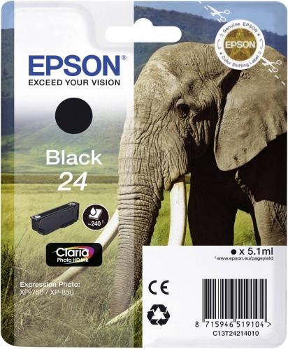 Epson Ink T2421 black (C13T24214012)