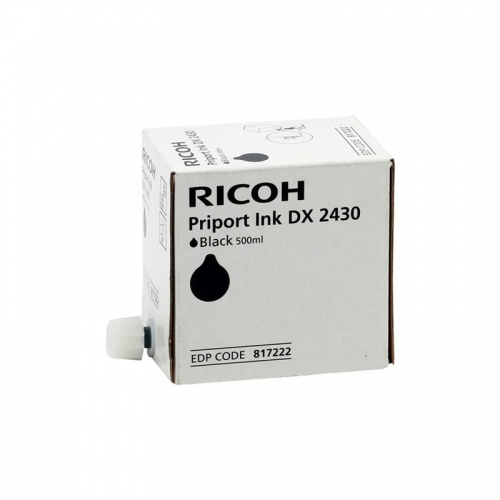 Ricoh Ink DX2430 Black (893787) (893788) (817222) 1pcs.