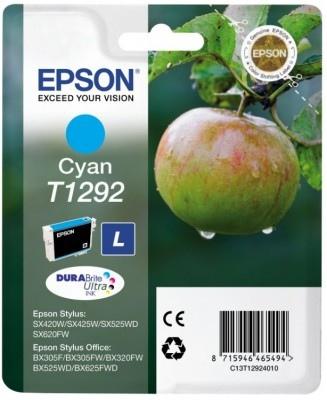 Epson T1292 (C13T12924012), žydra kasetė