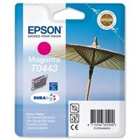 Epson T0443 (C13T04434010), purpurinė kasetė