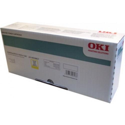 Oki Toner Cartridge Yellow ES3032, ES7411 (44318617)