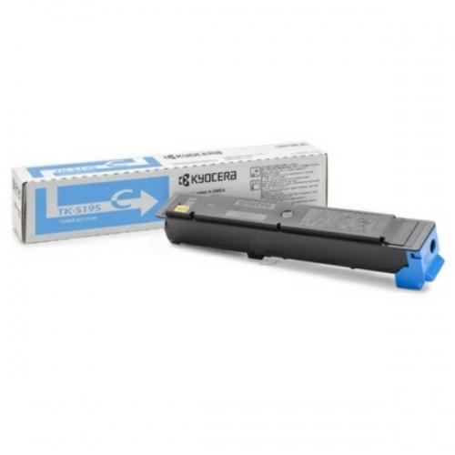 Kyocera toner cartridge Cyan (1T02R4CNL0, TK5195C)