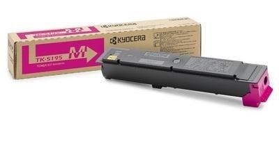 Kyocera toner cartridge Magenta (1T02R4BNL0, TK5195M)