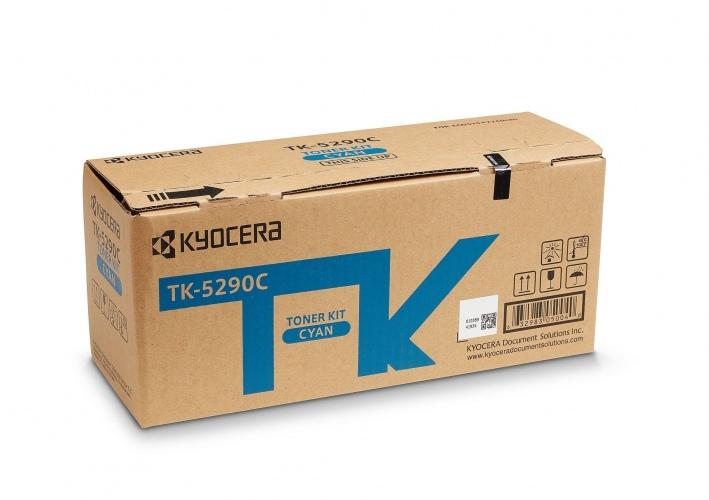 Kyocera Toner TK-5290C Toner-Kit Cyan(1T02TXCNL0)