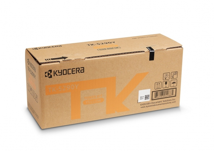 Kyocera Toner TK-5290Y Toner-Kit Yellow (1T02TXANL0)