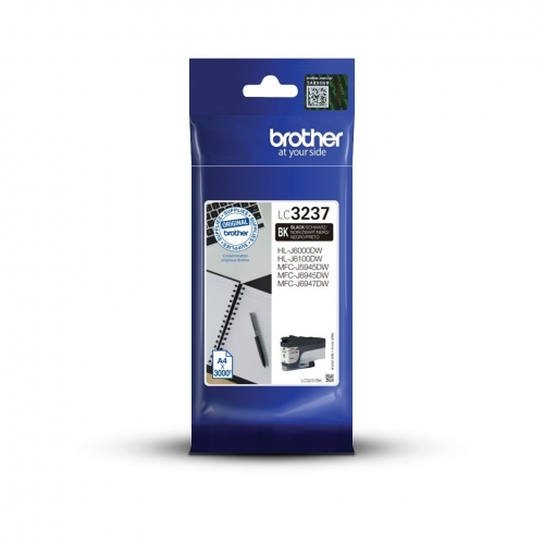 Brother Ink LC-3237 Black (LC3237BK)