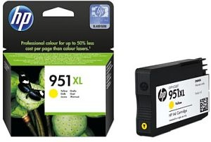 HP Ink No.951 XL Yellow (CN048AE)