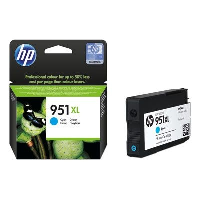 HP Ink No.951 XL Cyan (CN046AE)
