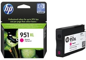 HP Ink No.951 XL Magenta (CN047AE)