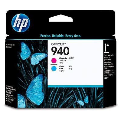 Hewlett-Packard 940 Printhead expired date