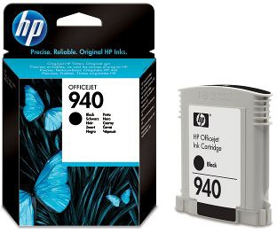 HP Ink No.940 Black (C4902AE)