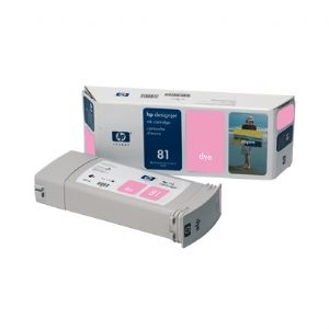 HP Ink C4935A No.81 Light Magenta