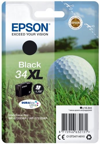 Epson Ink Black (C13T34714010)