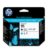 HP Printhead No.91 Matte Black / Cyan (C9460AE)