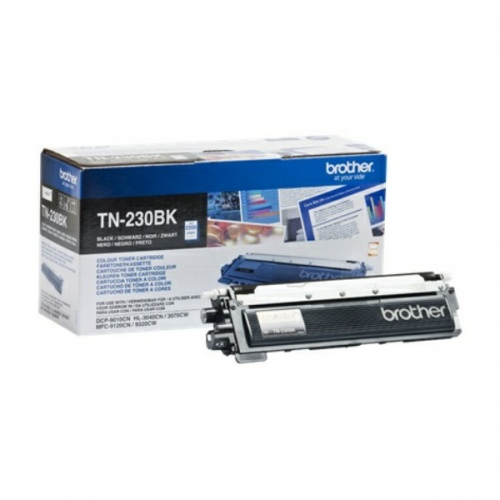 Brother Toner TN-230 Black (TN230BK)