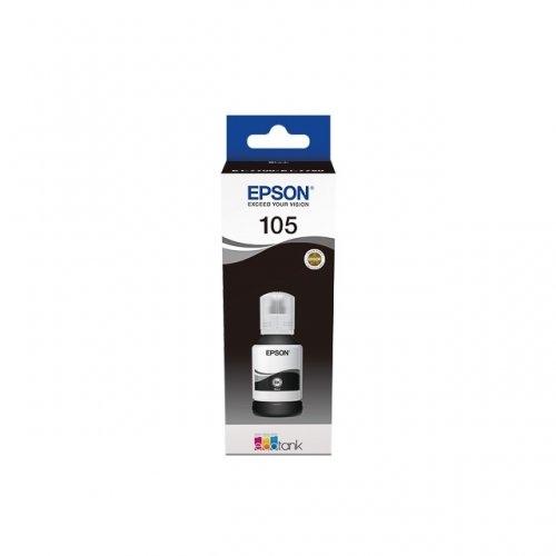 Epson Ink 105 Black (C13T00Q140) 140ml