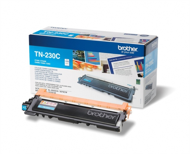 Brother Toner TN-230 Cyan (TN230C)