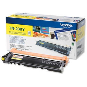 Brother Toner TN-230 Yellow (TN230Y)