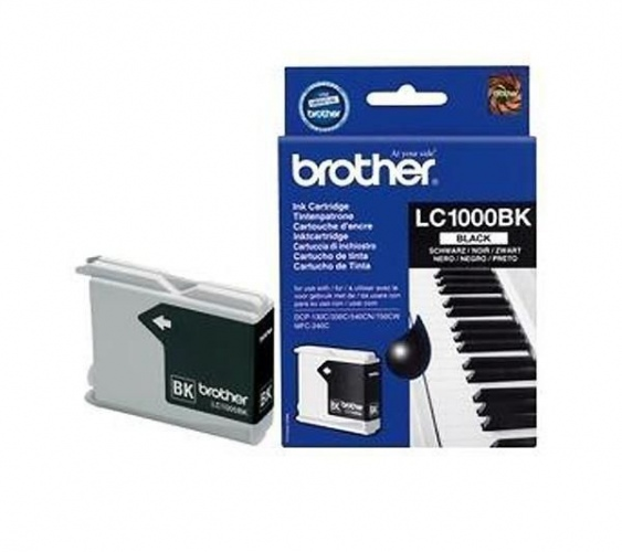 Brother Ink LC 1000 Black (LC1000BK)