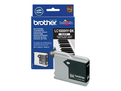 Brother Ink LC 1000 Black (LC1000HYBK)