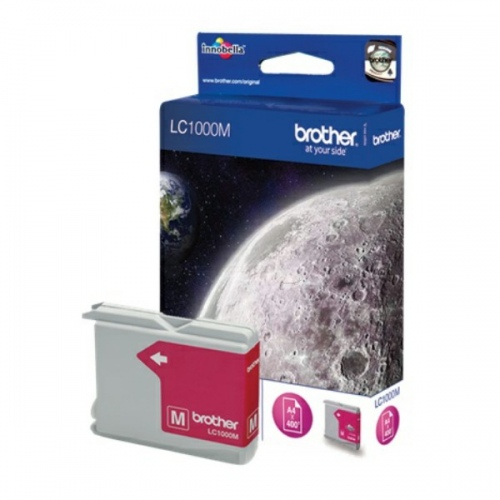 Brother Ink LC 1000 Magenta (LC1000M)