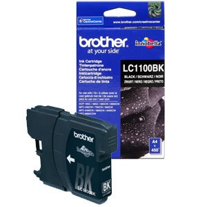 Brother Ink LC 1100 Black (LC1100BK)